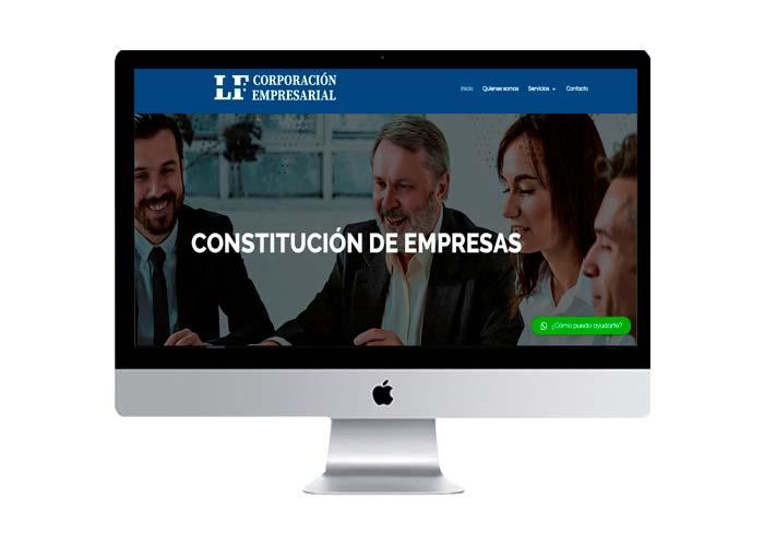lf corporación empresarial