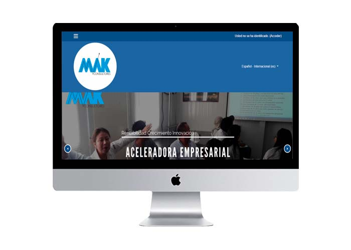 mak consultores virtual