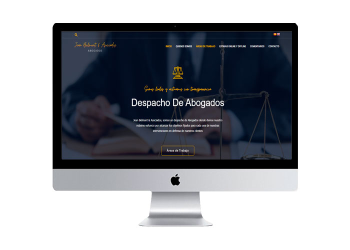 DESPACHO DE ABOGADOS JEAN BELMONT & ASOCIADOS