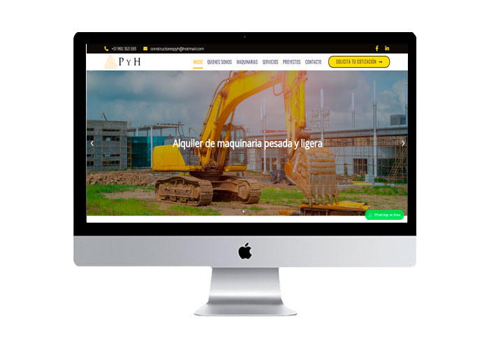 constructores pyh