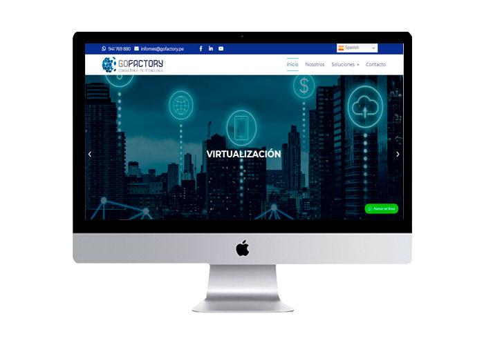 gofactory - consultoría de tecnologías